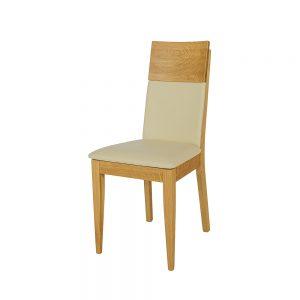 Stolička dubová KT371