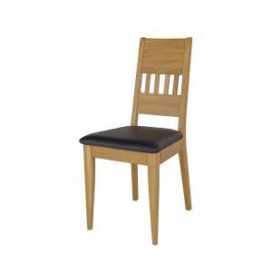 Stolička dubová KT375