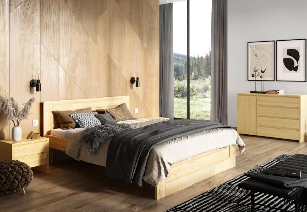 Borovicový nábytok